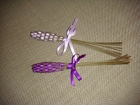 lavender wands small